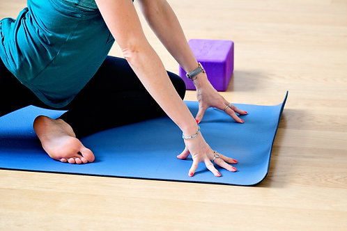 Soothing Yoga: Stretch out, stress less