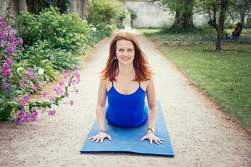 Soothing Yoga: 4 classes bundle