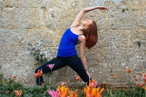 Soothing Yoga: Release anxiety & tension