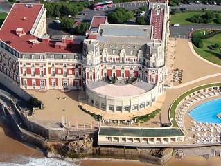França é um país incrível: Biarritz