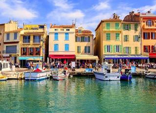 França é um país incrível: Cassis