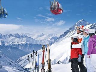 Ski no Chile