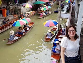 Passeio em Bangkok