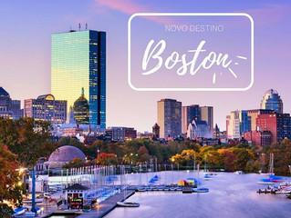 Boston - O novo destino LATAM