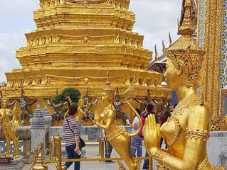 Visita ao Grand Palace - Bangkok