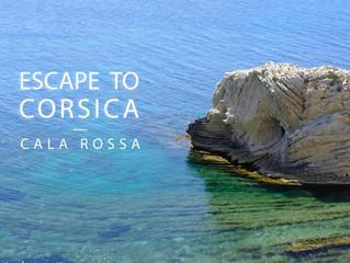 ESCAPE TO CORSICA!