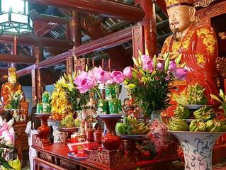 Templo da Literatura - Vietnã