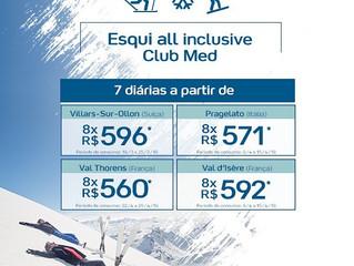 Esqui all Inclusive Club Med