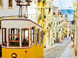 Caminhar por Lisboa