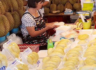 Sabe o que o tailandês mais gosta de fazer?
