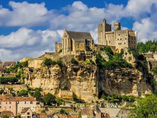 França é um país incrível: Beynac-et-Cazenac