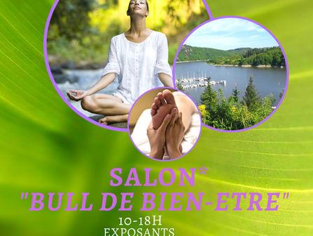 """Salon """"Bull de Bien-être"""" - Bully (42)  Dimanche 1 mars 2020 - Atelier découverte de Do in à 14H !"""