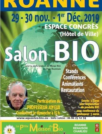 Salon du Bien-être à Roanne - Espace Congrès.