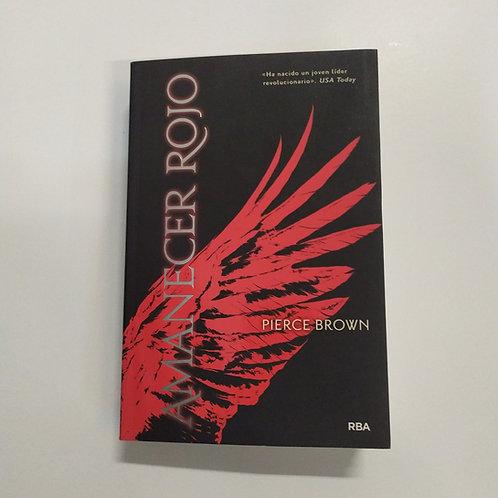 Amanecer rojo (Pierce Brown)