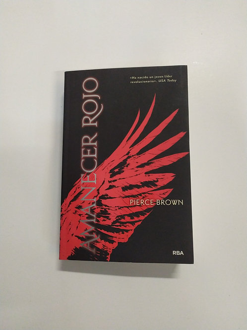 Amanecer rojo (Pierce Brown)