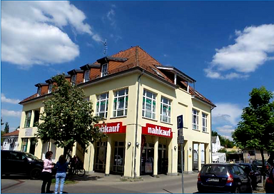 Am Markt Petershagen/Eggersdorf