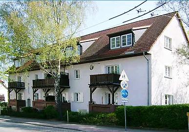 Saarstraße/Tornower Straße Eberswalde