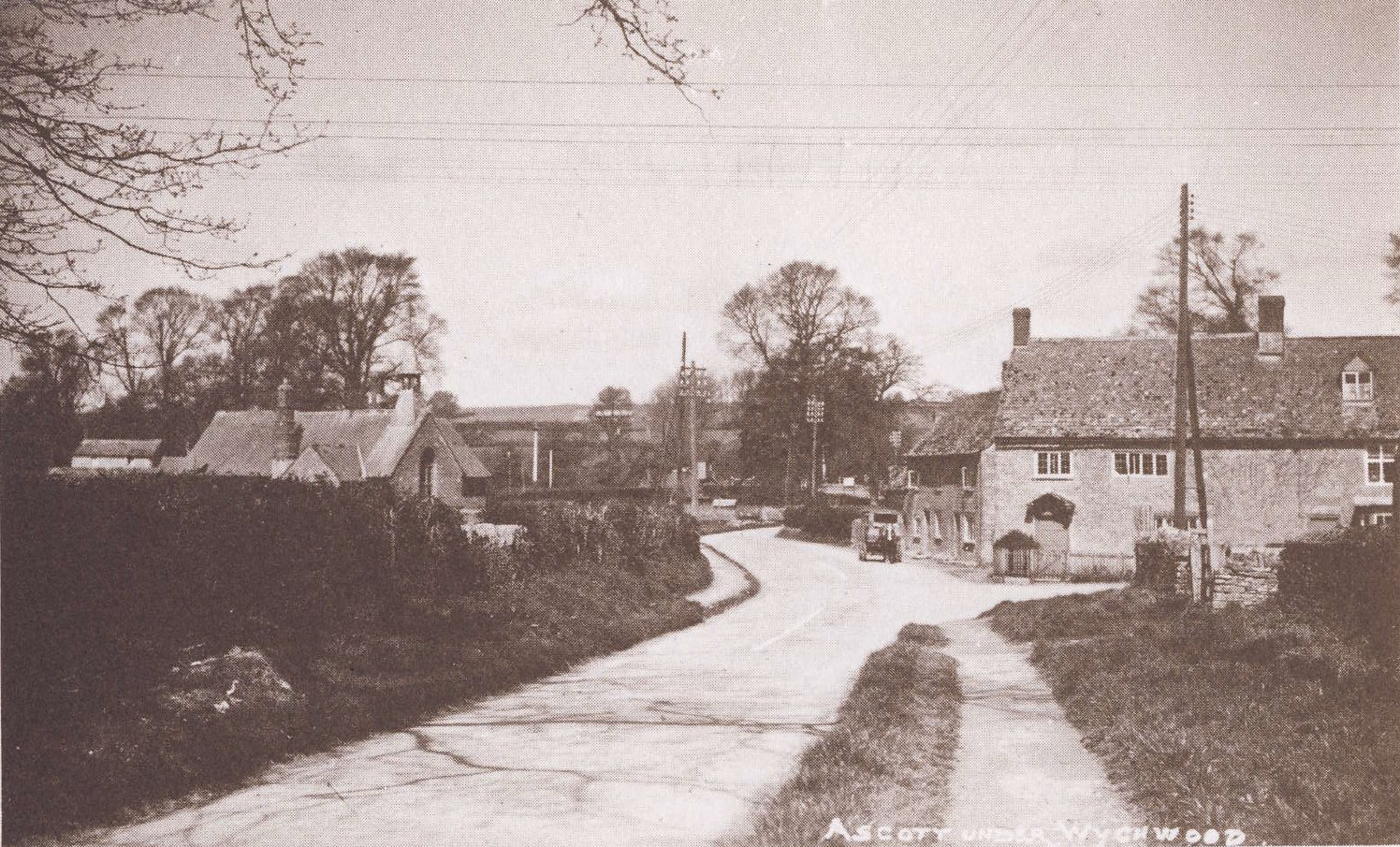 A-u-W London Lane - mid 1900s