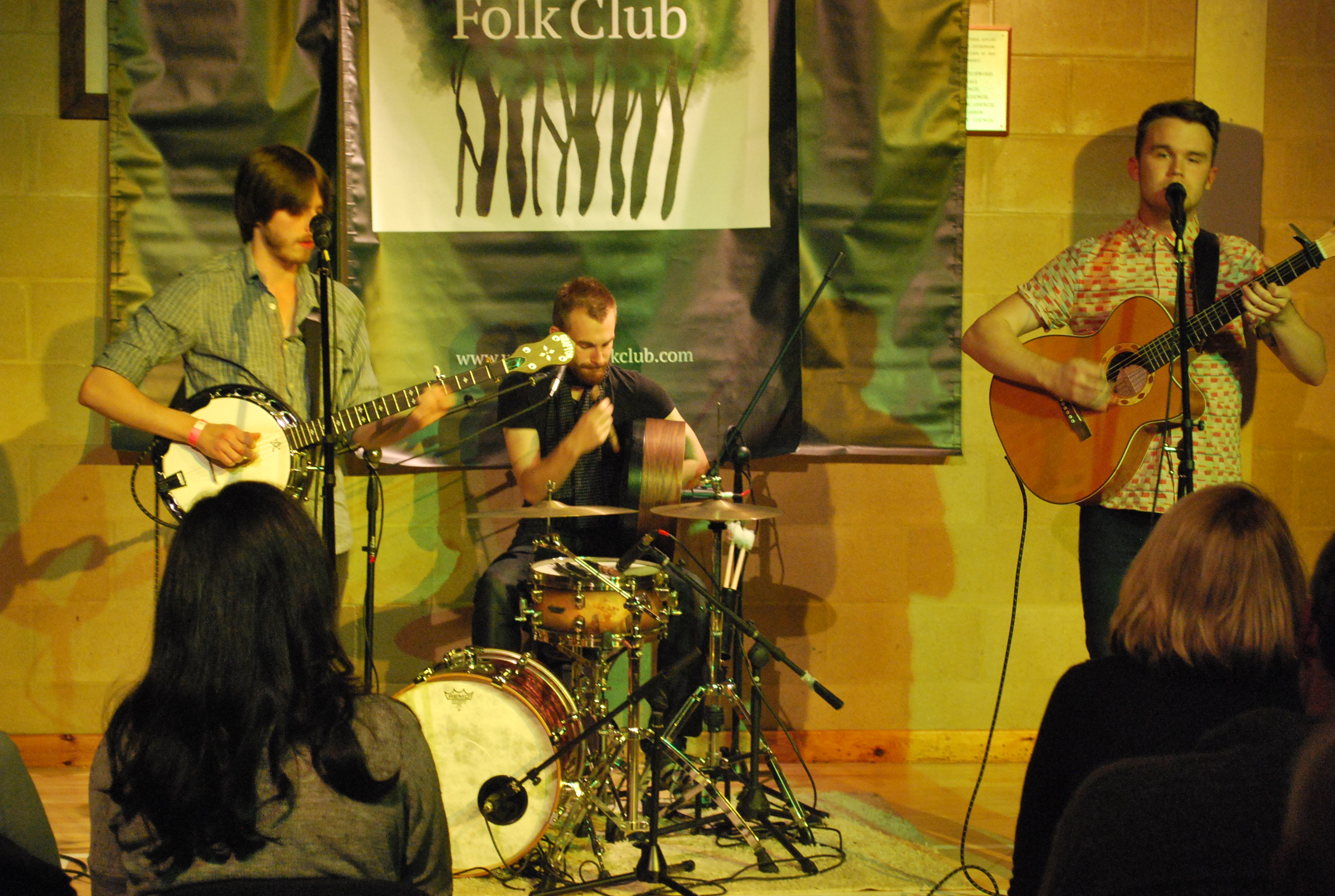 Sam Kelly Trio 04/10/14