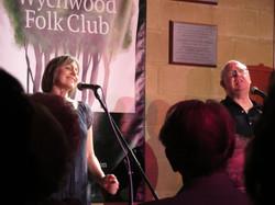 Clive Gregson & Liz Simcock