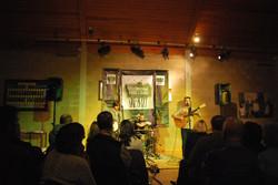 Sam Kelly Trio 04/10/14