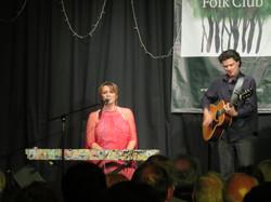 Katheryn Roberts & Sean Lakeman