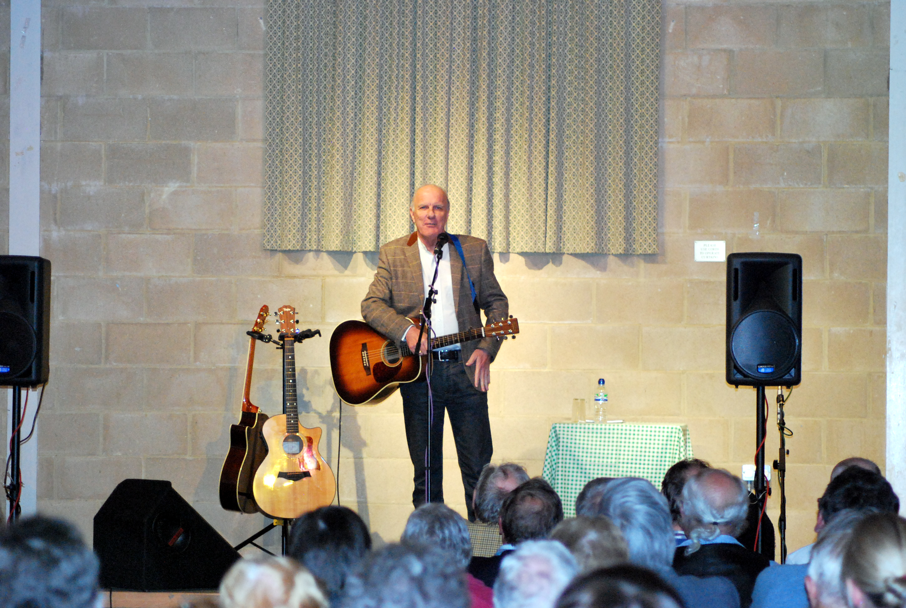 Richard Digance 26/04/14