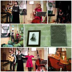 Daria Kulesh Collage 02/02/19