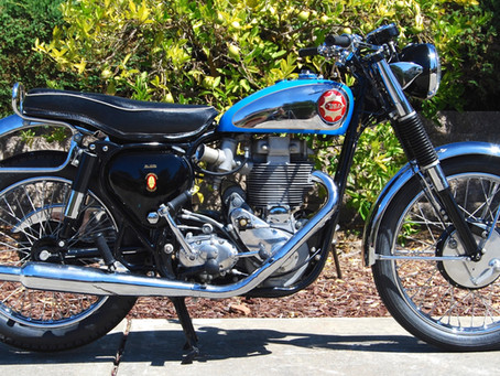 THE BSA GOLD STAR - GREATEST ALL-ROUNDER EVER