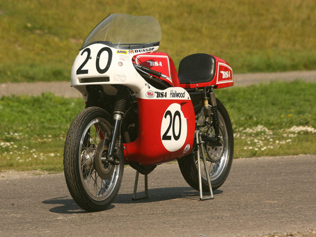 BSA TRIUMPH TRIPLES - THE FINAL COUNTDOWN