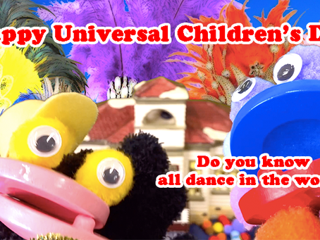 Happy Universal Children's Day  祝「世界子どもの日」