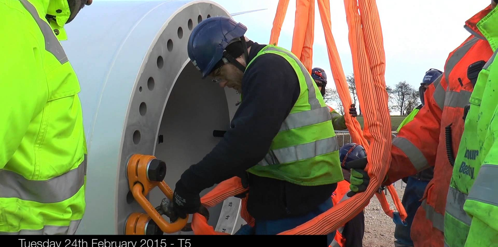 Installing the T-Pylon