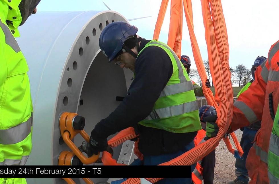 Installing the T-Pylon