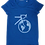 Thumbnail: Cycling Keeps the World Turning - Blue