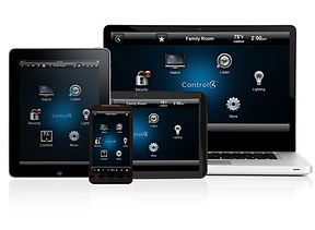 Control4, home automation, smart home