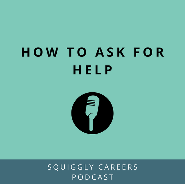Podcast: 110: How to ask for help