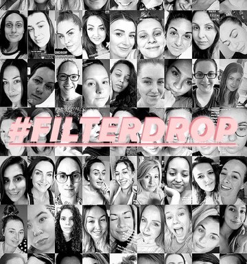 What is the #Filterdrop Challenge?