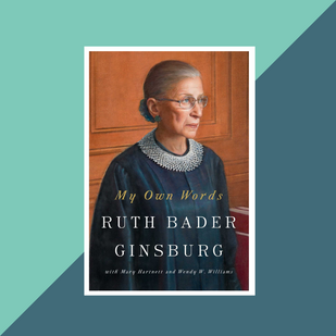 Book: My Own Words by Ruth Bader Ginsburg