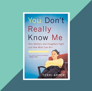 Book: You Don't Really Know Me by Terri Apter