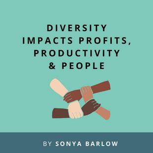 Article: Diversity impacts profits, productivity & people