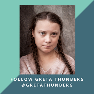 Follow: Greta Thunberg