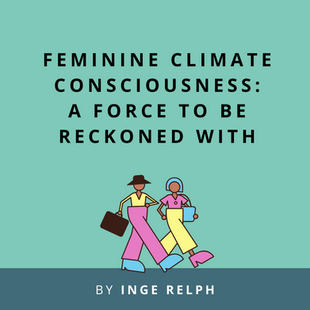 Article: Feminine Climate Consciousness