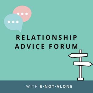 Forum: eNotAlone
