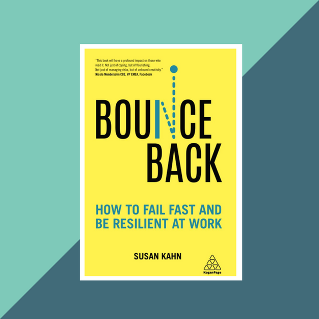 Book: Bounce Back by Susan Kahn