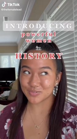 Introducing: Powerful women in history
