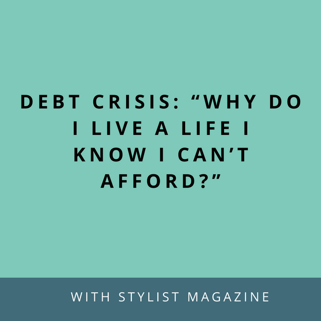 "Article: Debt crisis: ""Why do I live a life I know I can't afford?"""
