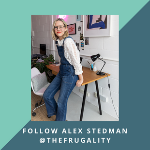 Follow Alex Stedman / The Frugality