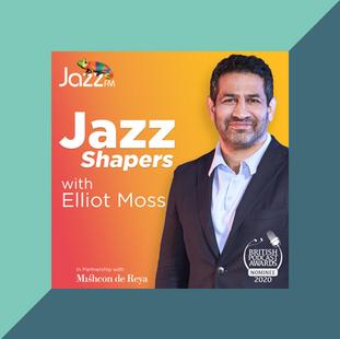 Podcast: Edwina Dunn on Jazz Shapers with Elliot Moss