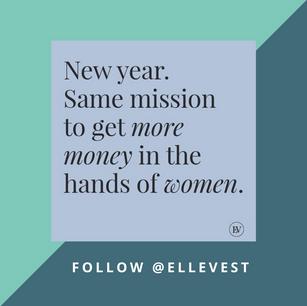 Follow @Ellevest