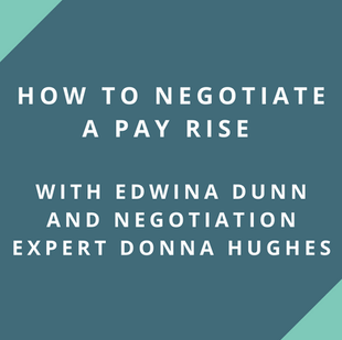Instagram Live with Negotiation Expert Donna Hughes